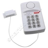 Датчик открытия двери (звуковая сигнализация) с клавиатурой