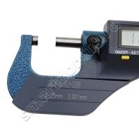 Микрометр электронный Shahe [0-25мм, точность 0,001мм]