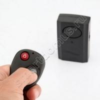Сигнализация с датчиком вибрации, сиреной и пультом (сигнализация от вибрации, сигнализация для велосипеда, сигнализация для самоката, сигнализация для скутера, сигнализация для вещей)