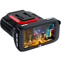 Автомобильный видеорегистратор Pantera-HD Combo A7 X Plus (3-в-1 с радар-детектором)