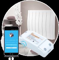 WiFi реле SonoFF World On TH с датчиками температуры и влажности