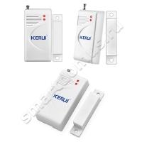 Беспроводной геркон 433 МГц (беспроводной датчик открытия двери, окна) Kerui d022