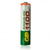 Аккумулятор GP 1100 mAh AAA мизинчиковый (1 шт)