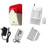 Sapsan Комплект локальной беспроводной охранной сигнализации на базе Sapsan Local Alarm