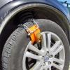 Браслеты противоскольжения (антипробусковочные браслеты) Гжельский вездеход (до 19/24 радиуса, цепь 6/8 мм, замок-зажим/храповый) для легковых, паркетников, внедорожников, грузовиков