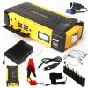 Портативное пуско-зарядное устройство (пусковой аккумулятор) для автомобиля с ЖК-дисплеем